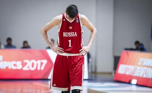 Первенство Европы U-18. Россия - Литва.