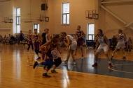Полуфинальный этап Первенства РФ по баскетболу (Девушки 2002 г.р.).